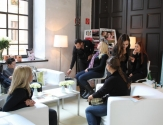 Die Lancome & Douglas Beauty Lounge
