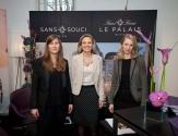 Die Damen von Sans Souci.