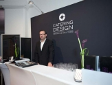 Cateringdesign mit exquisitem Food und Service.