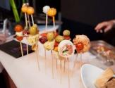 Cateringdesign mit exquisitem Food und Service.