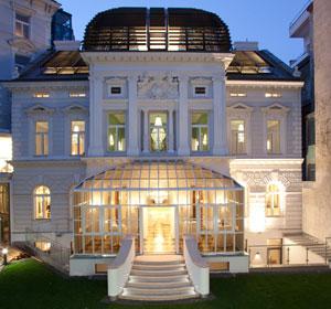 Le Palais </p>Sans Souci